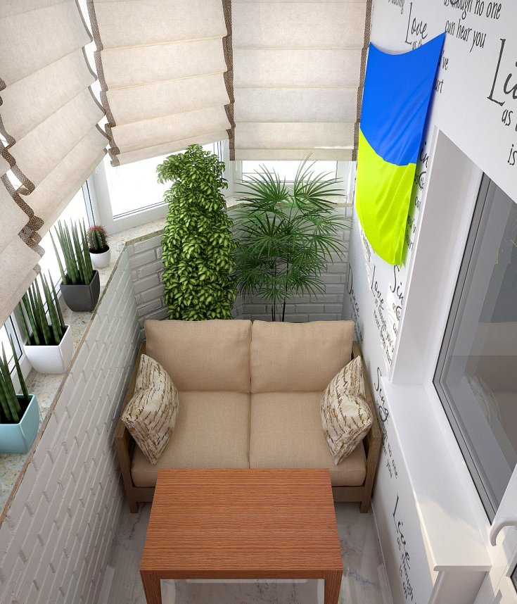 отмечали балконные диванчики фото все равно