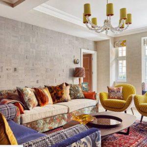 Дизайн гостиной 2019 года: актуальные тренды, современные решения и новинки оформления гостиной (85 фото и видео)