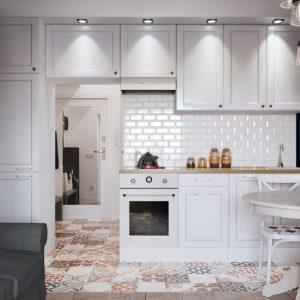Маленькая кухня 2019 — креативные и оригинальные варианты создания современных кухонь маленьких размеров (100 фото + видео)